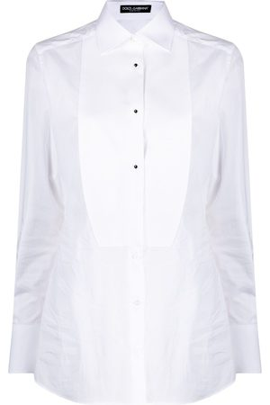 Dolce & Gabbana Long-sleeve poplin shirt
