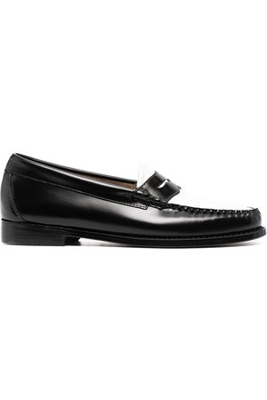 G.H. Bass Women Loafers - Colour-block penny loafers