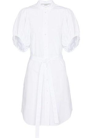 Stella McCartney Anastasia cotton shirt minidress