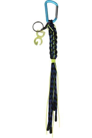 Dolce & Gabbana Men Bags - Woven carabiner clip keyring
