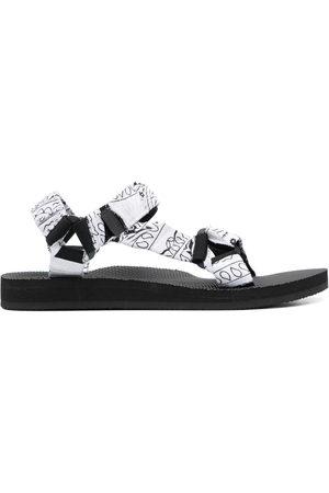 Arizona Love Men Sandals - Trekky bandana-print sandals
