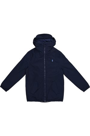 Ralph Lauren Hooded jacket and knitted vest set
