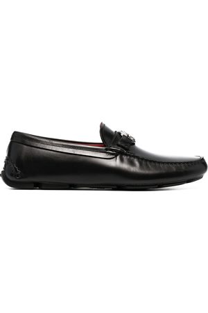 Armani Leather driving shoes
