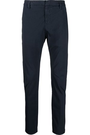 Dondup Men Chinos - Low-rise slim-cut chinos