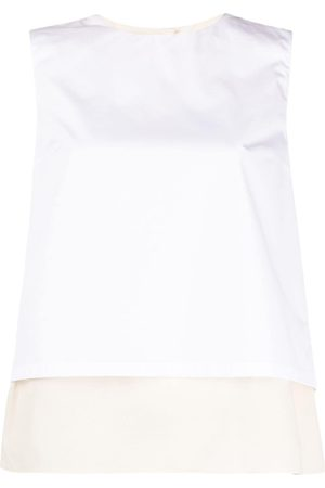 Marni Women Camisoles - Round neck two-tone vest