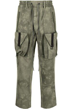 MOSTLY HEARD RARELY SEEN Men Cargo Pants - Zipoff cargo trousers
