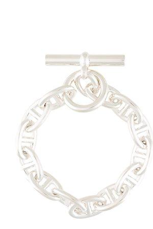 Hermès Men Bracelets - Pre-owned Chaine D'Ancre TGM bracelet