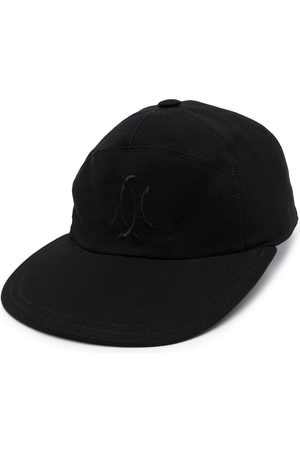 Hermès Pre-owned Double H embroidered baseball cap
