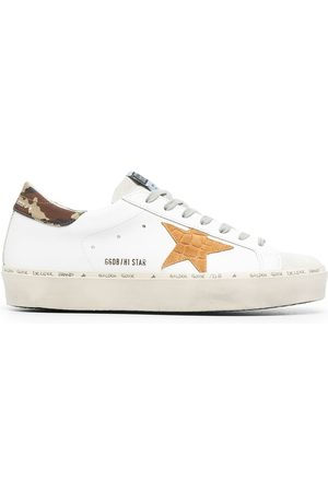 Golden Goose Men Sneakers - Hi Star low-top sneakers