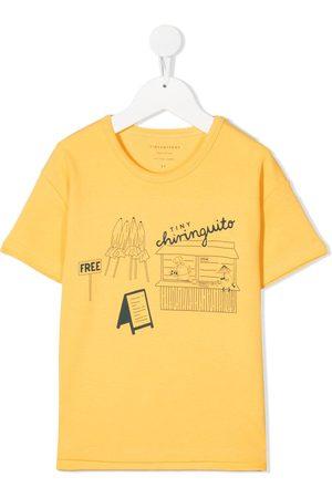 Tiny Cottons Graphic print cotton T-shirt