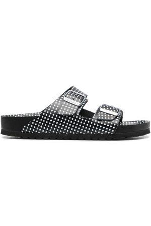 Birkenstock Polkadot print two-strap sandals