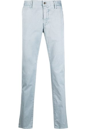 Incotex Mid-rise slim-fit chinos