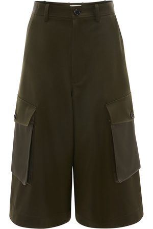 J.W.Anderson Cropped cargo trousers