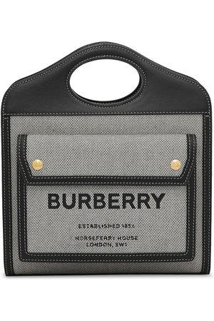 Burberry Women Handbags - Mini tri-tone Pocket bag
