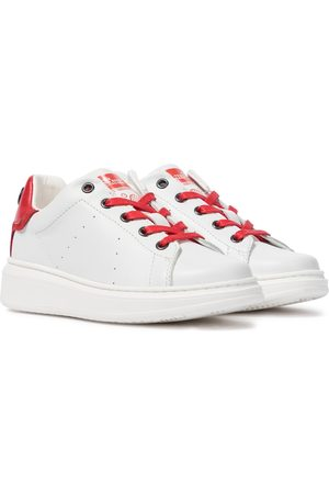 The Marc Jacobs The Tennis Shoe leather sneakers