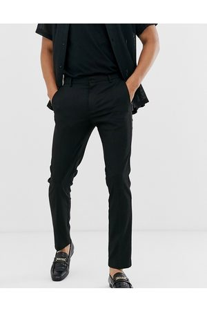 adidas Skinny smart trousers in