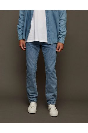 adidas Straight jeans in mid wash