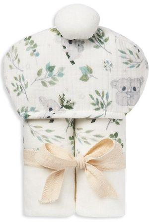 adidas Swimwear - Baby's Organic Koala Hooded Towel