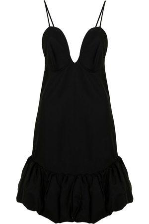 adidas Sienna bubble hem mini dress