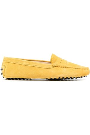 adidas Gommino pebbled loafers