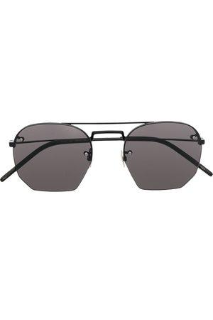 adidas SL 422 hexagonal lens sunglasses