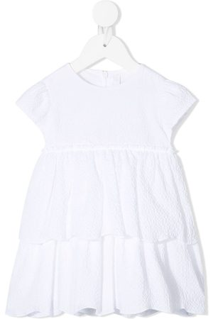 adidas Baby Casual Dresses - Tiered cap sleeve dress