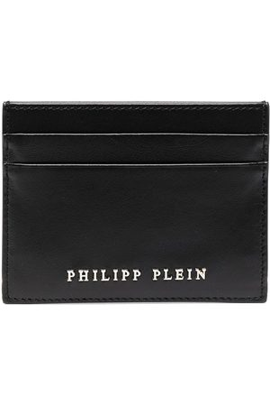 adidas Men Wallets - Calf leather logo cardholder