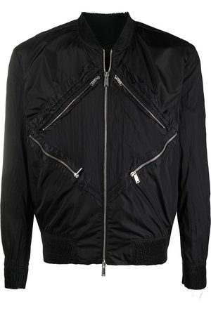 adidas Men Bomber Jackets - Zip detailed bomber jacket