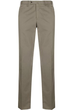 adidas Men Chinos - Pressed crease chinos