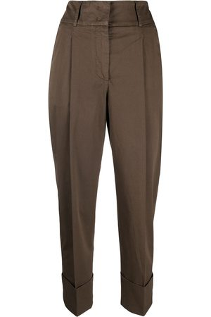 adidas Women Formal Pants - Cropped tailored trousers