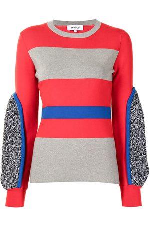 adidas Women Jumpers - Colour-block jumper