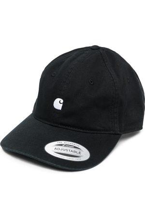 adidas Men Hats - Logo-embroidered baseball cap