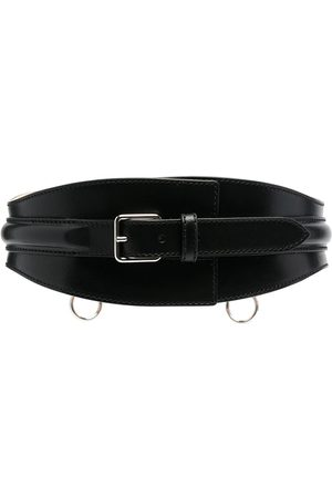 adidas Women Belts - Wide leather belt