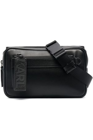 adidas K/Karl leather belt bag