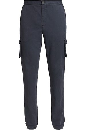 Saks Fifth Avenue MODERN Cargo Cuffed Pants