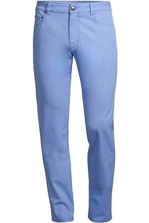 PT01 Slim-Fit Cotton-Blend Pants