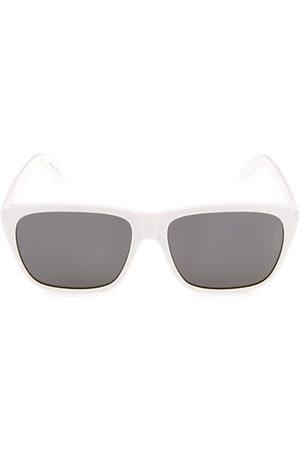 Saint Laurent Classic 57MM Rectangular Sunglasses