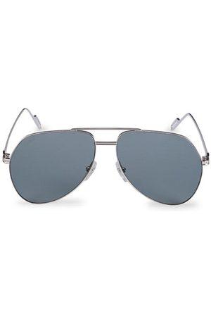 Cartier Men Sunglasses - Core Range 58MM Aviator Sunglasses