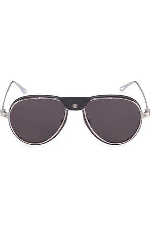 Cartier Men Sunglasses - Core Range 60MM Aviator Sunglasses