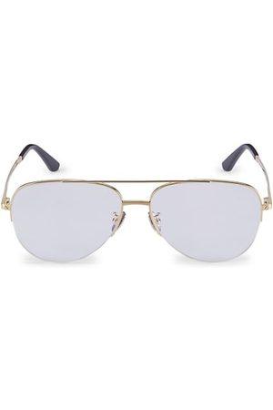 Cartier Core Range 58MM Aviator Optical Glasses