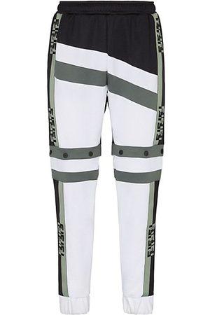 Fendi Convertible Logo Track Pants