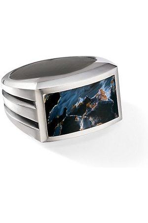 David Yurman Streamline Beveled Signet Ring