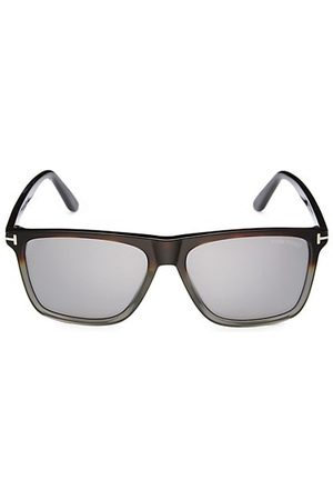 Tom Ford 57MM Square Sunglasses