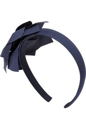 Il gufo Embellished grosgrain headband