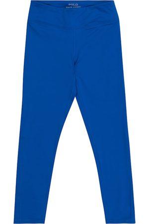 Ralph Lauren Stretch-jersey leggings