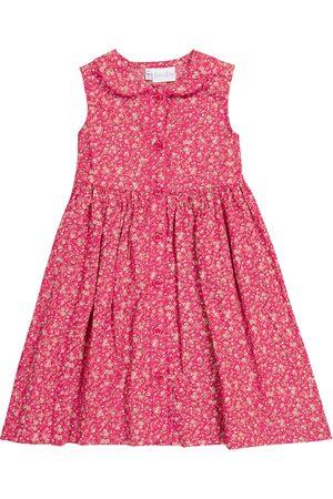 Rachel Riley Floral-printed cotton dress