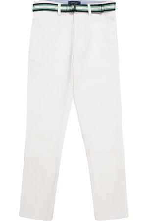Ralph Lauren Boys Chinos - Stretch-cotton pants