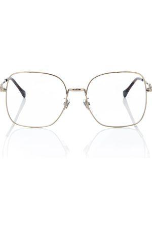 Gucci Horsebit square glasses