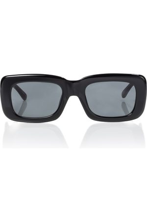 The Attico X Linda Farrow Marfa rectangular sunglasses