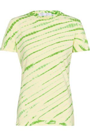 Proenza Schouler White Label tie-dye cotton T-shirt